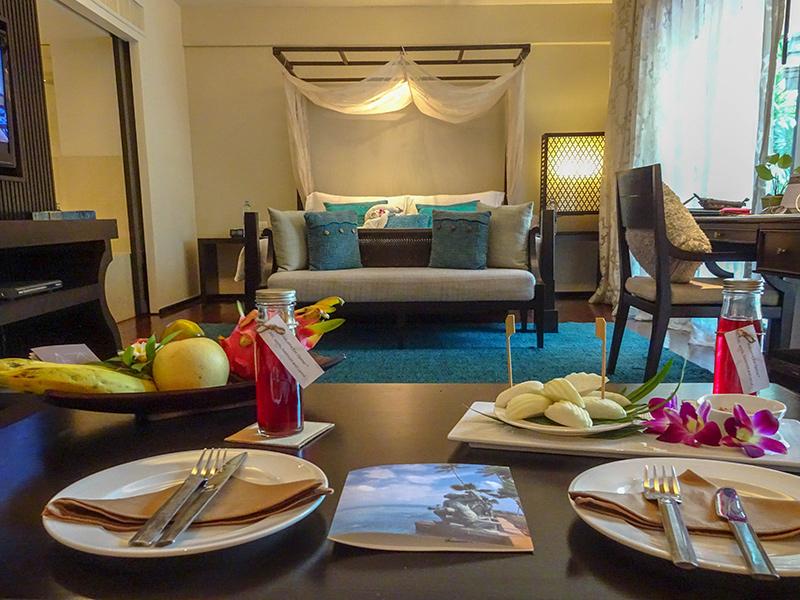 Koh Samui Hotel Anantara Bophut Resort - Zimmer