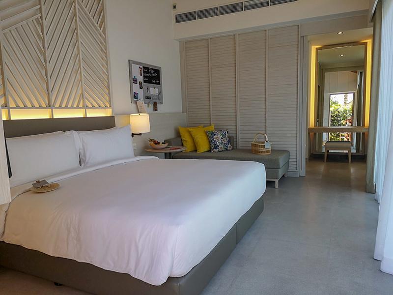 Koh Samui - Hotel Avani Samui Resort, Zimmer