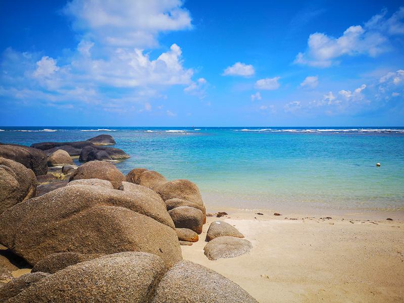 Koh Samui - Laem Na Thian Beach