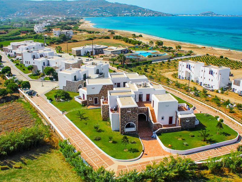 Naxos - Nur-Hotels