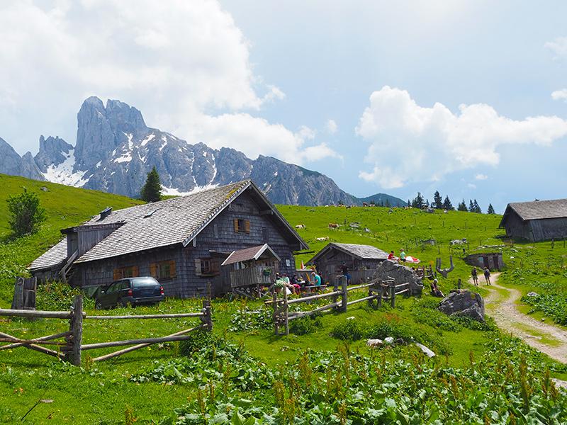 Salzburger Land Pfingsturlaub
