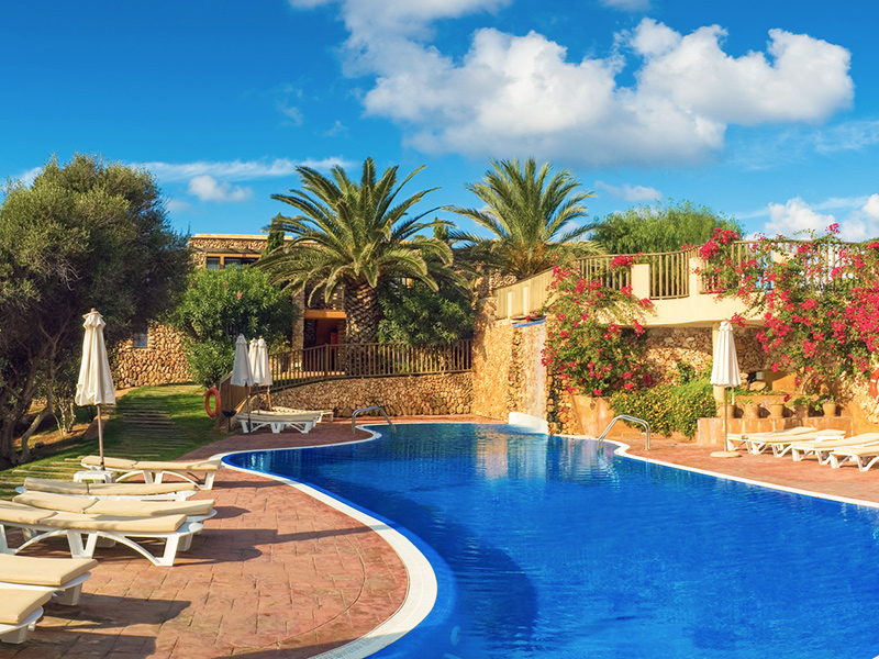Menorca - 4-Sterne Hotels