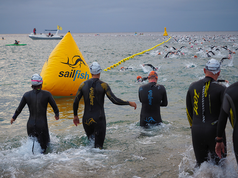 Ironman Lanzarote - Schwimmen