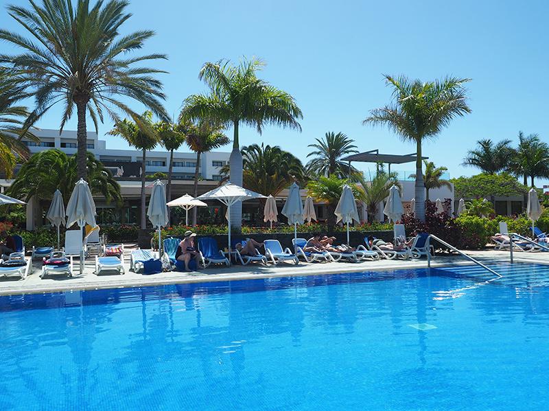 Lanzarote - Hotel Costa Calero, Pool