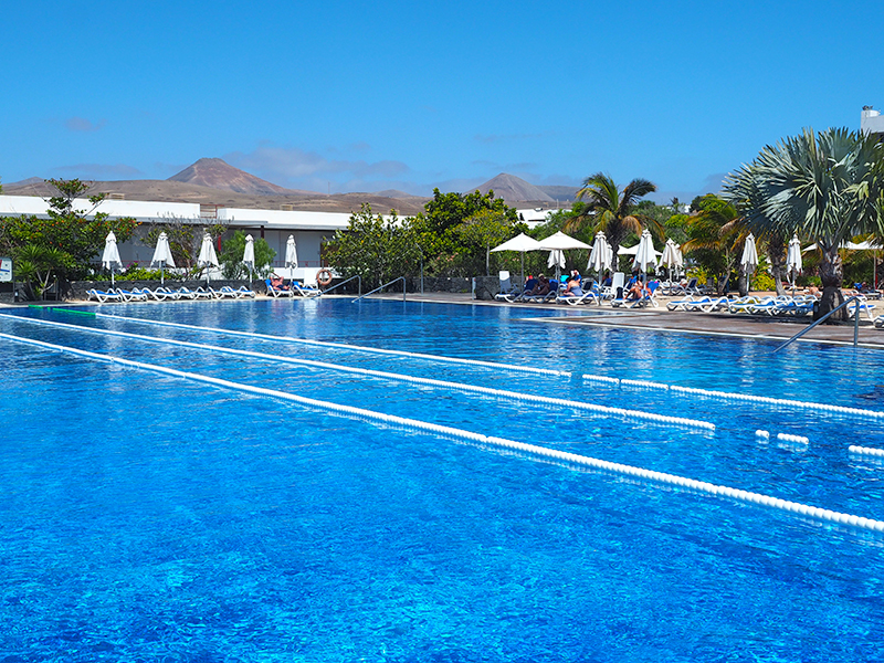 Hotel Costa Calero - Sportbecken