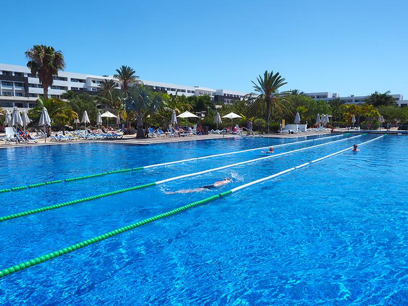 Lanzarote - Hotel Costa Calero, Triathlon