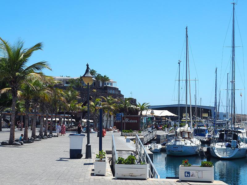 Lanzarote - Puerto Calero