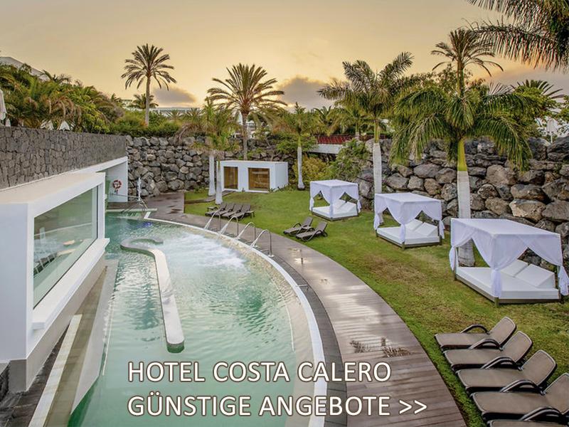 Hotel - Costa Calero, Lanzarote