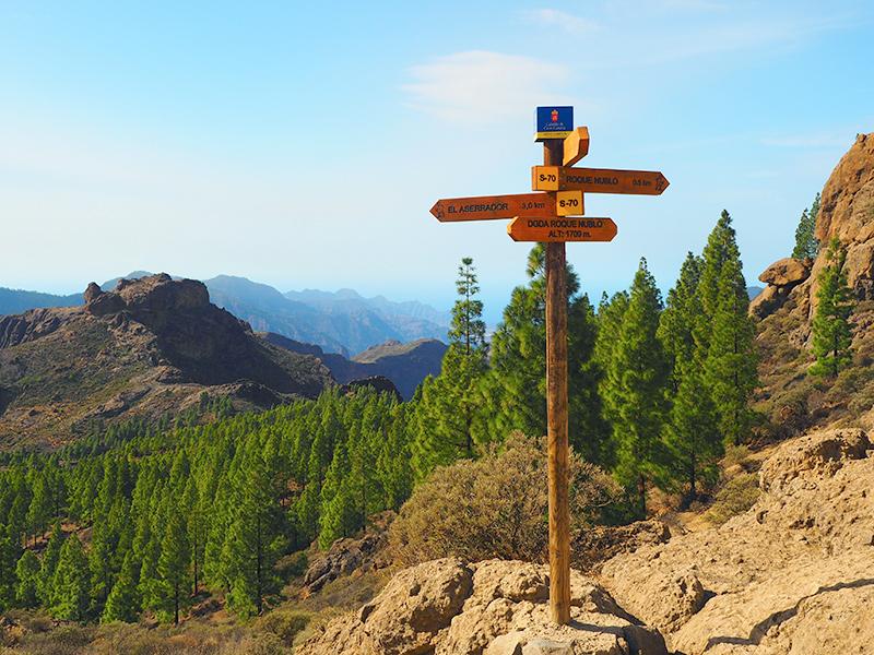Wanderurlaub auf Gran Canaria