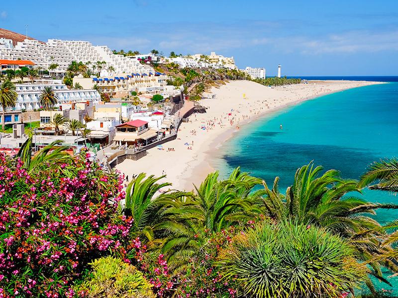 Langzeiturlaub Fuerteventura, Strand
