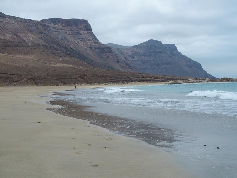 Lanzarote - Playa del Risco
